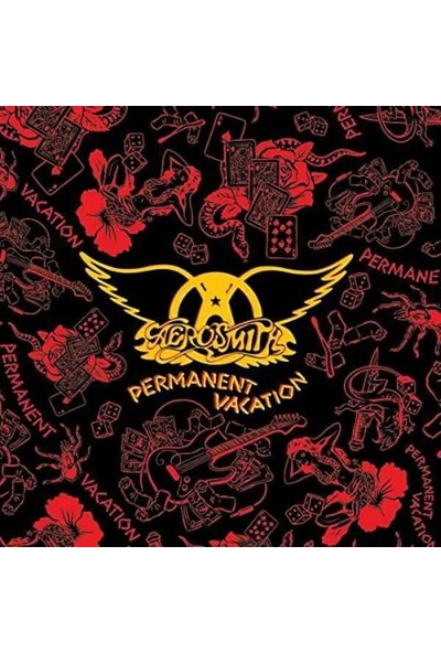 Aerosmith - Permanent Vacation (Plak)