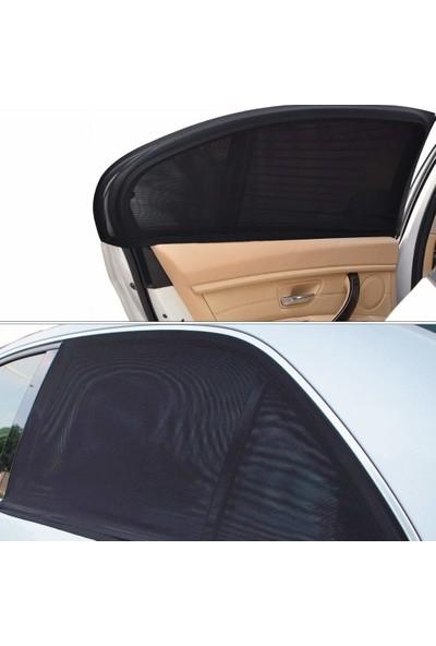Ankaflex Araba Perdesi Yan Cam Güneşlik Koruyucu Kılıf