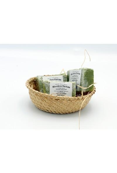 Hatice Teyze Yeşilçaylı Sabun - 100 gr