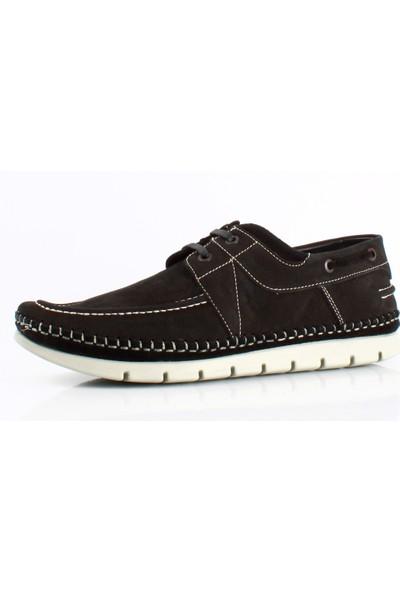 Bruno Shoes S-530E Erkek Deri Günlük Eva Taban Ayakkabı