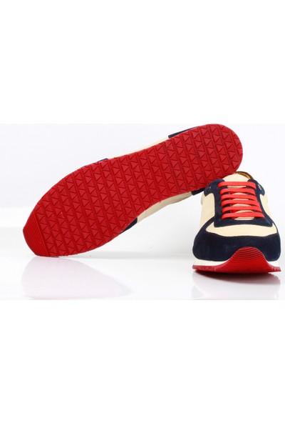 Bruno Shoes Lacivert Süet Lacivert Süet Ayakkabı B02-191113 19
