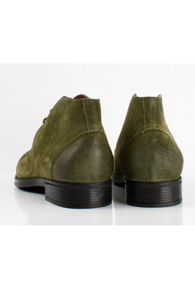 Bruno Shoes 9632 Erkek Kaucuk Taban Bot