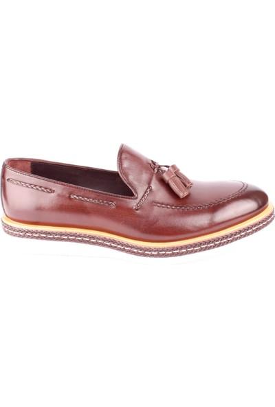 Bruno Shoes 8611E Erkek Günlük Deri Eva Taban Ayakkabı