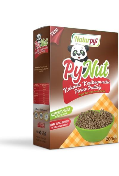 Naturpy Pynut Kakaolu Keçiboynuzlu Pirinç Patlağı 200 gr