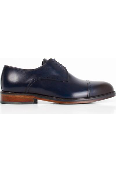 Bruno Shoes 81110 Erkek Klasık Deri Kosele Taban Ayakkabı