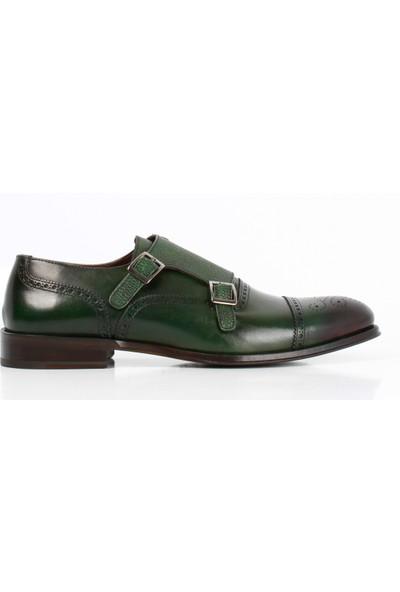 Bruno Shoes 61267K Klasık Erkek Kösele Taban Ayakkabı