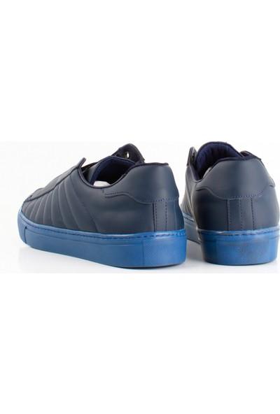 Bruno Shoes 3440Ka Erkek Kaucuk Taban Ayakkabı