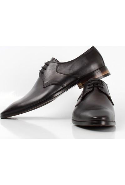 Bruno Shoes 059Ke Klasık Erkek Enjeksiyon Kösele Taban Ayakkabı