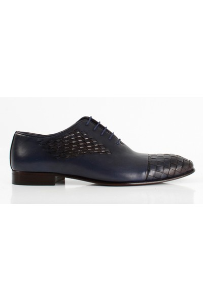 Bruno Shoes 0145 Erkek Klasık Kosele Enjeksıyon Taban Ayakkabı