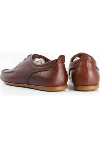 Bruno Shoes 01175Ka Günlük Erkek Kaucuk Taban Ayakkabı