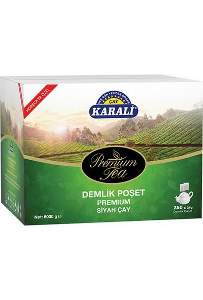 Premium Jumbo Demlik Poşet Siyah Çay 250x24 gr
