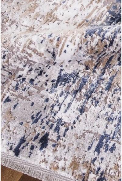 Kreasyon Gabba 2501T K.Grey/Mavi 160 x 230 3,68 M2
