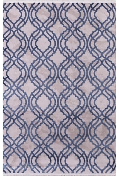 Kreasyon Gabba 2503T K.Grey/Mavi 160 x 230 3,68 M2