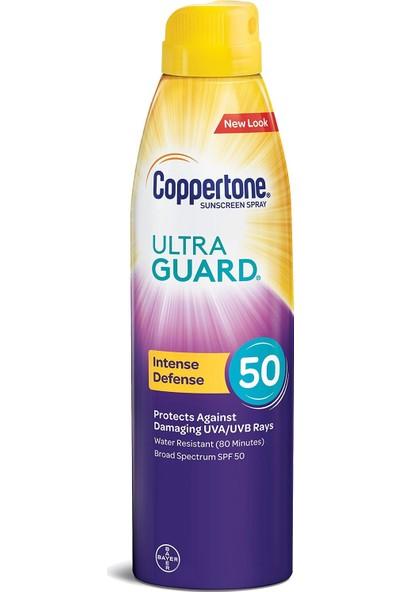 Coppertone Ultraguard Spf 50 Güneş Koruyucu Sprey 196 gr