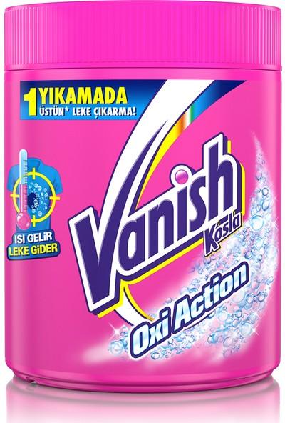 Vanish Kosla Oxi Action Toz Leke Çıkarıcı 400 gr Renkliler İçin
