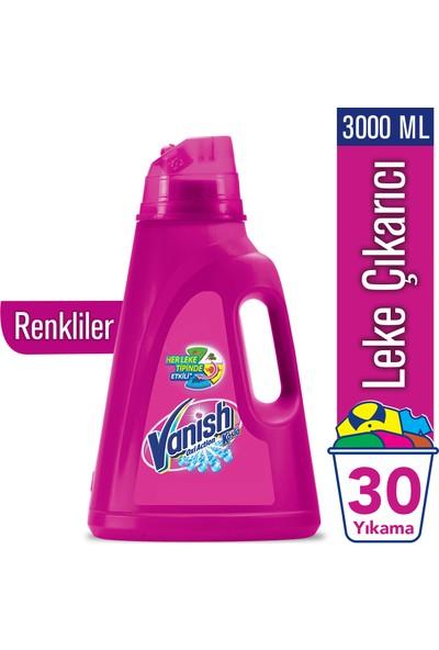 Vanish Kosla Sıvı Leke Çıkarıcı 3 lt