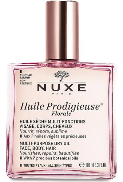 Nuxe Hui̇le Prodi̇gi̇euse Flore Çok Amaçlı Kuru Yağ 100 ml