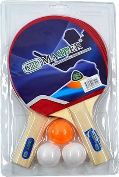 Mabber MR02 2 Li Raket Seti