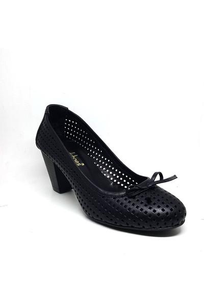 Shop And Shoes 214-4210 Kadın Ayakkabı Siyah