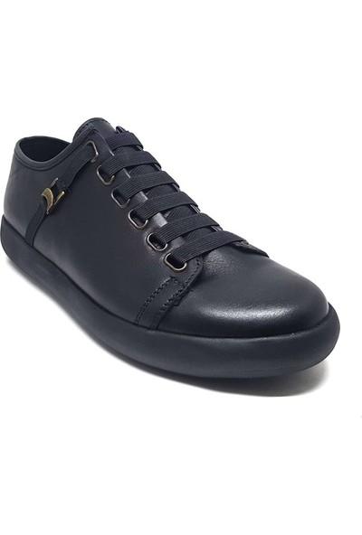 Shop And Shoes 304-512 Erkek Ayakkabı Siyah