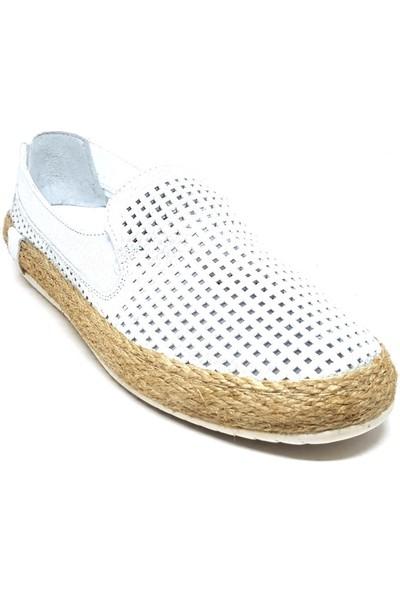 Shop And Shoes 214-5707 Kadın Ayakkabı Beyaz