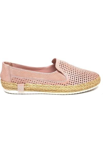 Shop And Shoes 214-5707 Kadın Ayakkabı Pudra
