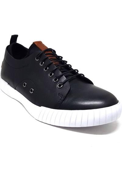 Shop And Shoes 304-1007 Erkek Ayakkabı Siyah