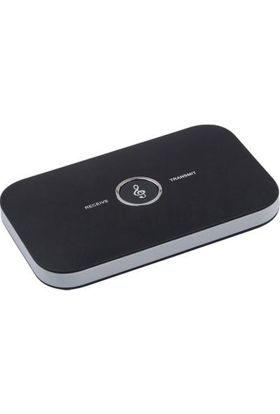 Schulzz Bluetooth 4.1 Hifi Stereo Ses-Müzik Alıcısı ve Verici Cihazı