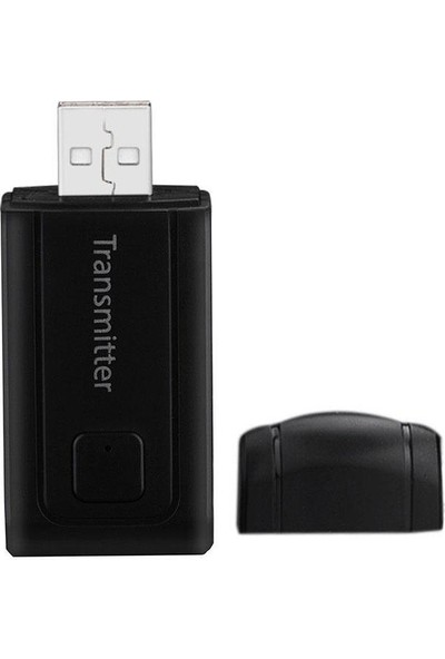 Schulzz Bluetooth 4.0 A2DP Stereo Ses Müzik Verici Adaptörü Tv Pc Telefon