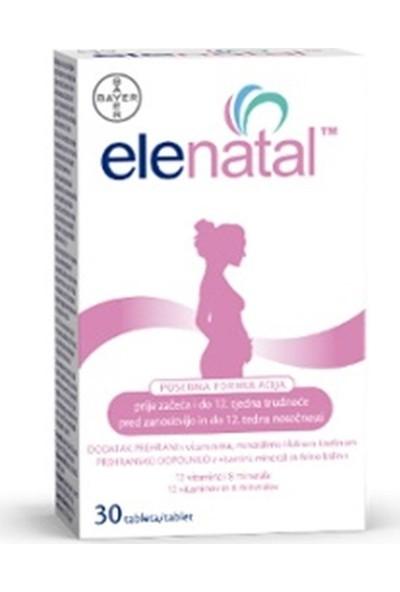 Bayer Anne Sütü Arttırıcı Elenatal 1