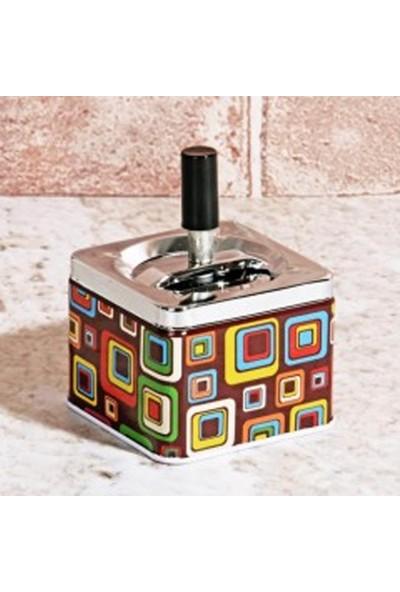 Kitchen World KLT-0018 Metal Basmalı Küllük