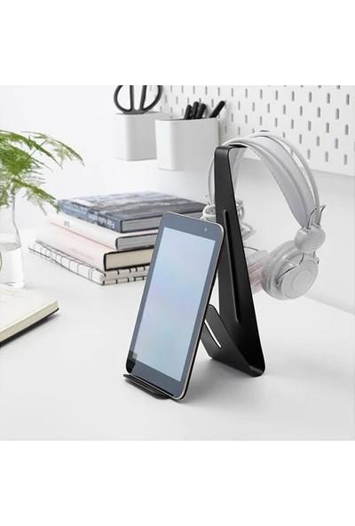 Ikea Möjlighet Cep Telefonu - Tablet ve Kulaklik Standı - Siyah