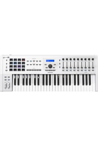 Arturia Keylab 49 MK2 - Beyaz
