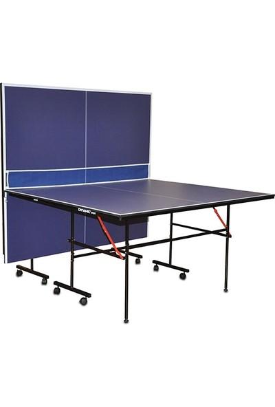 Dynamic Sport 12mm Katlanabilir Masa Tenisi Masası – 2 Raket 3 Top ve Ağ & Demir Set Hediyeli