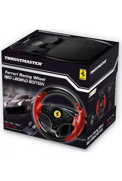 Thrustmaster Ferrari Racing Direksiyon Red Legend PC / PS3
