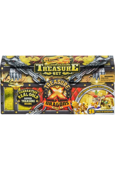 Treasure-X 3'lü Süpriz Paket-41511