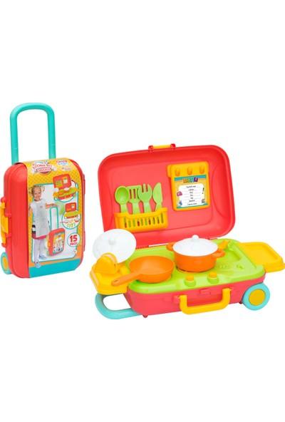 Dede Mutfak Set Bavulum