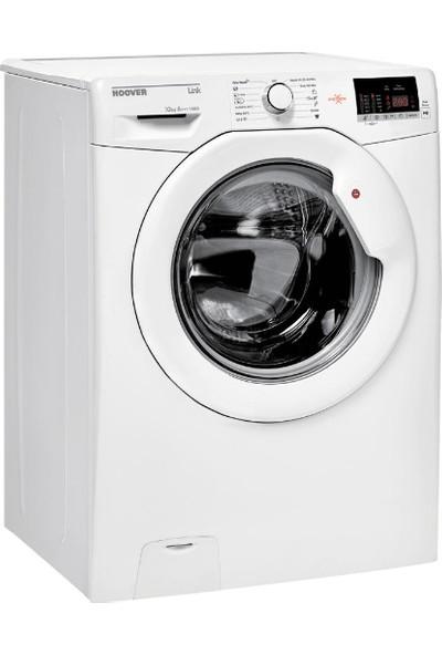 Hoover HL14102 D3-S A+++ 10 kg NFC Bağlantılı 1400 Devir Çamaşır Makinesi