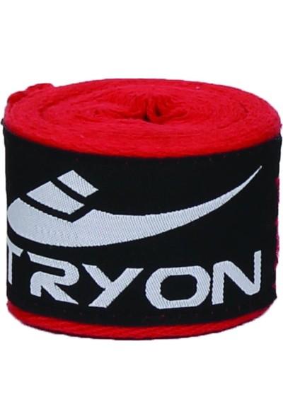 Tryon Bks-35 Boks Bandajı Kırmızı