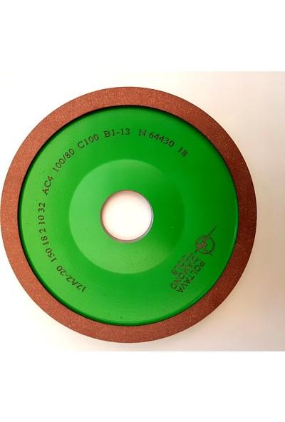 Pultuva Çeti̇n Elmas Testere Freze Biçaği Bi̇leme 150 mm