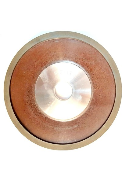 Pultuva Elmas Bi̇leme Hasas Bi̇leme İnce Kum 150 x 6 mm Deli̇k Çapı 20 mm Kum Aralığı 40 x 28