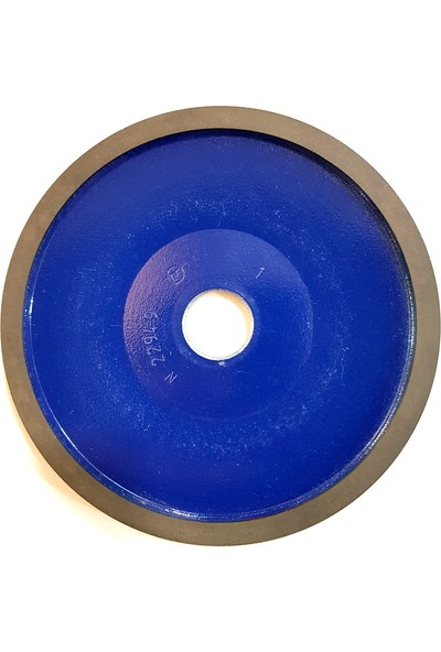 Pultuva Elmas Bi̇leme Hasas Bi̇leme İnce Kum 125 x 6 mm Deli̇k Çapı 20 mm Kum Aralığı 40 x 28 Mavi̇