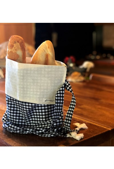 Db Handmade Ekmek Torbasi Seti̇