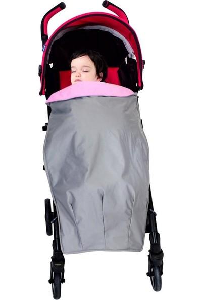 Sevi Bebe Bebek Arabası Battaniyesi ART-48 Pembe