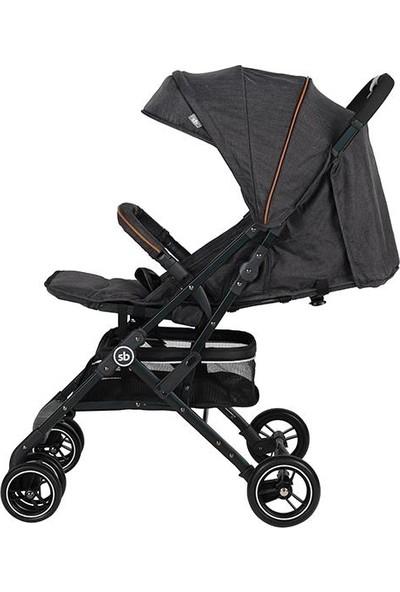 Sunny Baby Nitro Tek Yönlü Bebek Arabası Lacivert