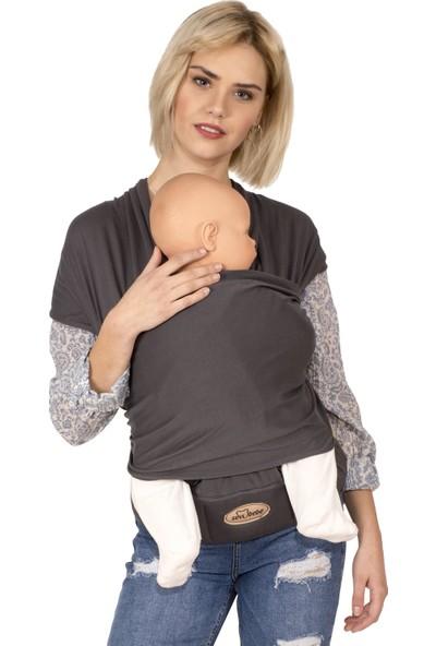 Sevi Bebe Bel Destekli Sling ART-565 Gri