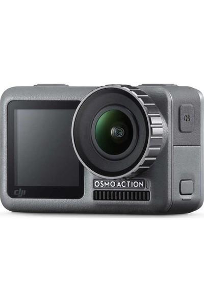 Dji Osmo Action Cam + Lexar 64GB Microsdxc Uhs-Ii 1000X With Reader