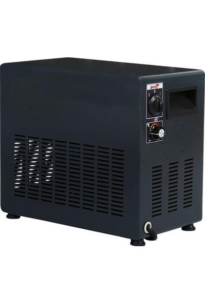 ÜFFF Petek Fanı Heatbox Füme