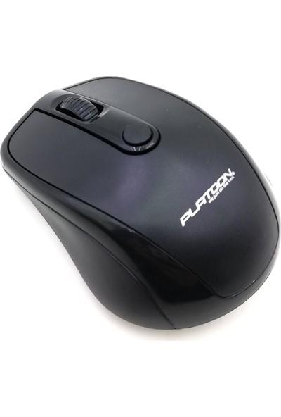Platoon PL-1820 Wireless Mouse – 2.4ghz Optik Kablosuz Mouse