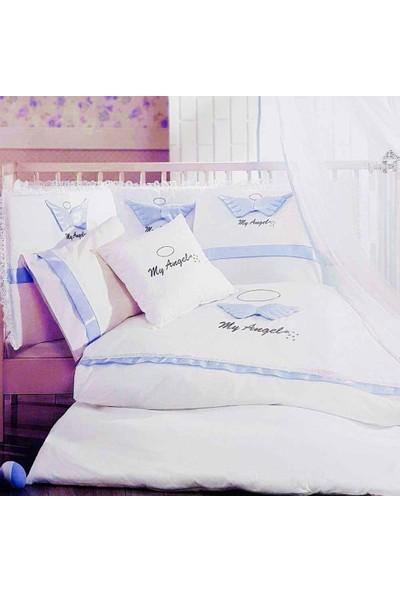 Eda Baby 7005 Ametis 8 Parça Bebek Uyku Seti